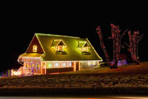 christmas lights on roof hanging lights protect yourself and your roof roofpro llc