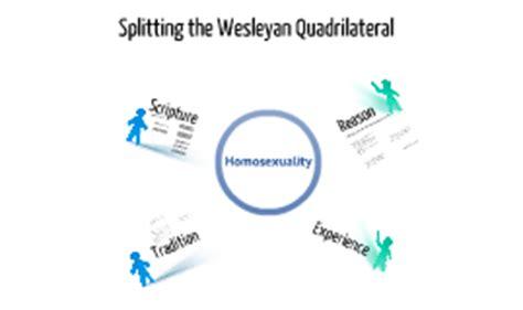 wesleyan quadrilateral diagram copy of homosexuality and the wesleyan quadrilateral by