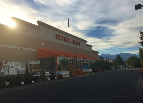 the home depot in salt lake city ut 84106