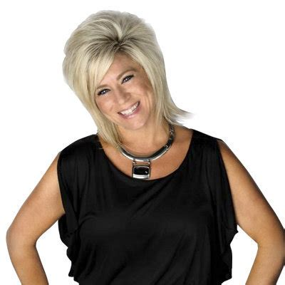 how tall is theresa caputo theresa caputo