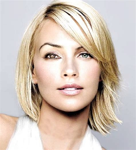 stacked hairstyles for thin hair with square face 29 best my new do images on pinterest hair dos hair