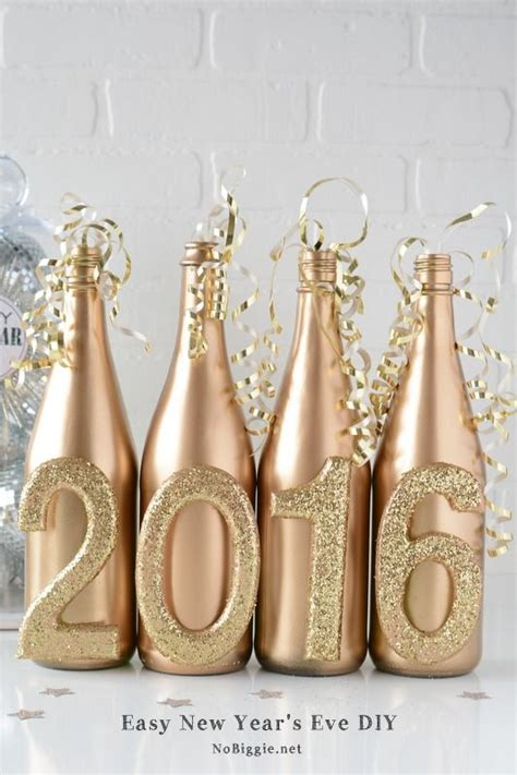 new year 2016 diy decorations 17 best ideas about new years decorations on