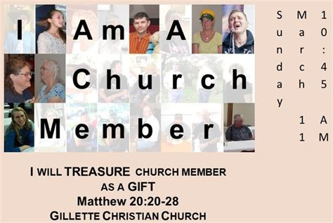 gifts for church members i will treasure church membership as a gift web gillette christian church
