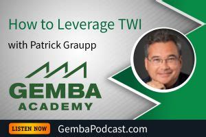 How To Leverage Mba by Ga 107 How To Leverage Twi With Graupp Gemba