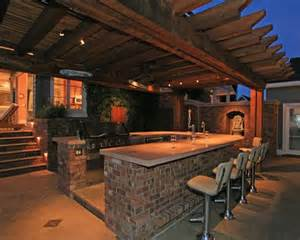 Outside Bar Plans by Patio Outdoor Bar Design Pictures Remodel Decor And
