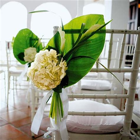 Wedding Aisle With Leaves by Wedding Decorations Aisle Style For Your Wedding