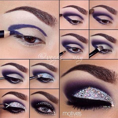 tutorial makeup hantu simple best 25 glitter eyeshadow tutorial ideas on pinterest