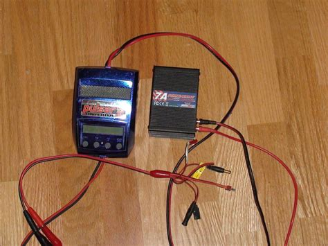 pulsar 3 charger lrp pulsar 3 charger w power supply r c tech forums
