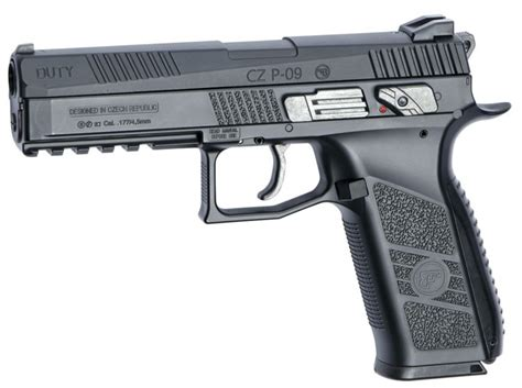 Airsoft Gun Di Pasar Gembrong asg cz po9 pellet pistol