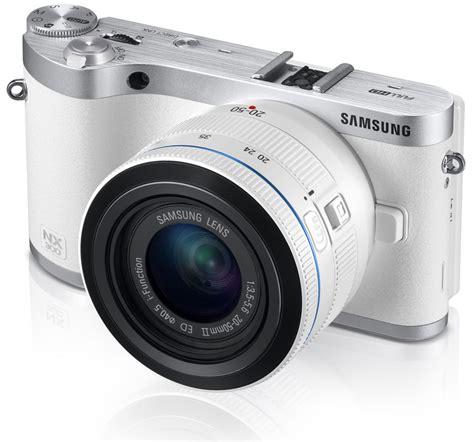 samsung nx300 digital with 20 50mm f 3 5 5 6 ed ii lens white ebay