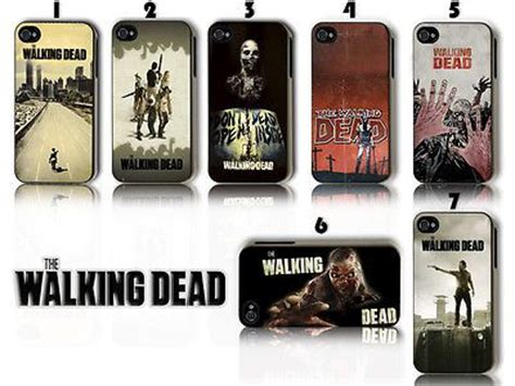 The Walking Dead Casing Iphone 7 6s Plus 5s 5c 4s Cases Samsung 11 walking dead zombies and walking on