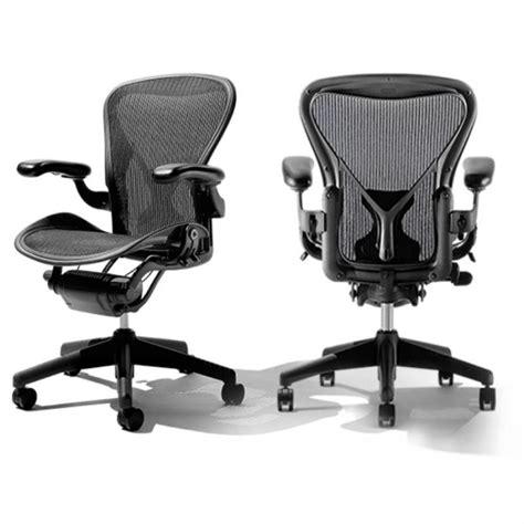 herman miller aeron size  task chair posturefit