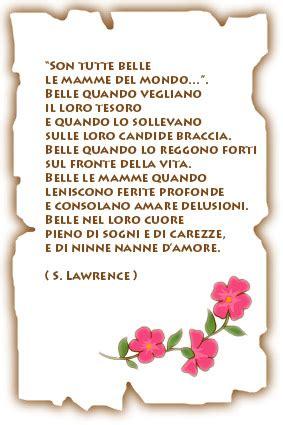 lettere sulla mamma poesia tutte le mamme mondo mamma e bambini