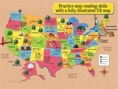 your child learns america map 5 map apps to help children learn geography