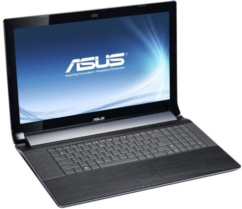 asus n series laptop unveiled mobile venue
