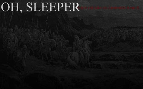 Sleeper Songs by Oh Sleeper Hd Wallpaper And Background 1920x1200