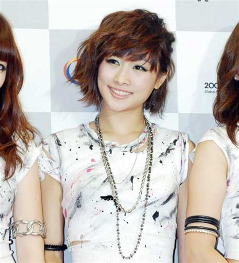 bob haircuts korean image gallery korean bob hairstyle
