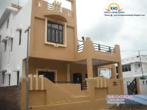 north indian home design elevation kerala home design