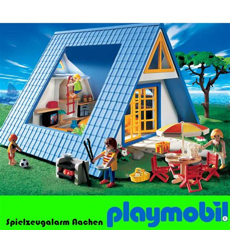 Schlafzimmer Playmobil by Playmobil 3230 Vacation Cottage Chalet Maison De