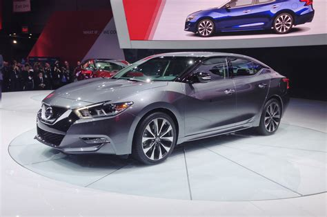 new nissan maxima full scale update for the nissan maxima in 2016