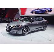 Full Scale Update For The Nissan Maxima In 2016