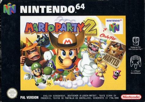emuparadise mario party mario party 2 europe en fr de es it rom