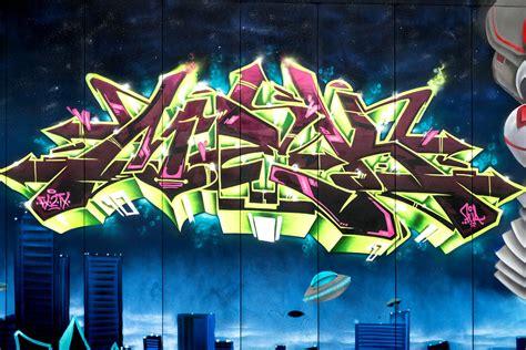 mek  fx cru wall houston graffiti  kingspoint