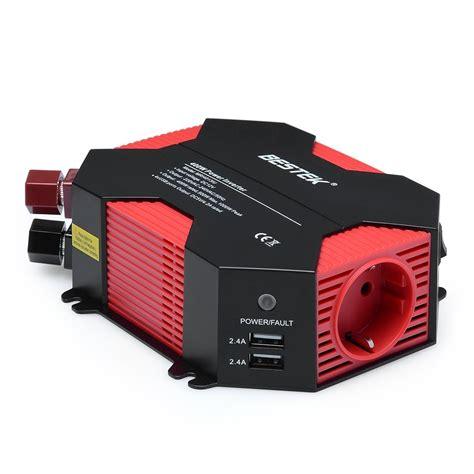 Asli Jual Power Inventer Dc 12v To Ac 220v Tbe 300 Watt With Usb bestek 400w 12v 230v inverter dc to ac power inverter 4 usb car charger with battery clip