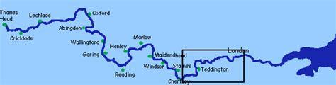 Thames Barrier Location Map | river thames thames barrier