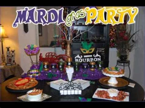 mardi gras themed bedroom mardi gras party decorating ideas youtube