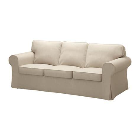 ektrop sofa ektorp sofa nordvalla beige ikea