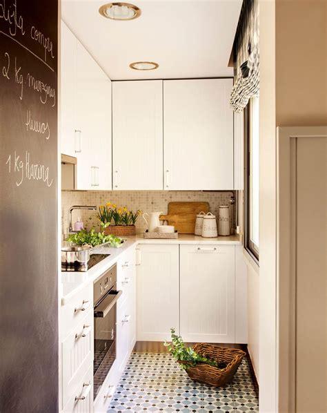 decorar cocina en l ideas para aprovechar el espacio en las cocinas peque 241 as