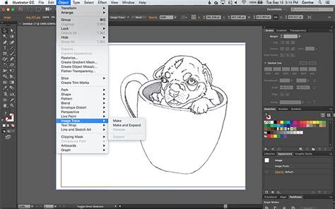 illustrator tutorial vectorize image how to turn a photo into a vector line art with