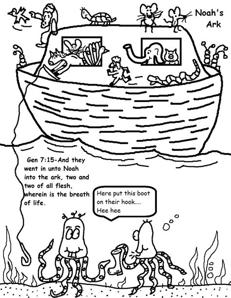 noah s ark coloring pages for toddlers noahs ark free printable coloring sheet for with
