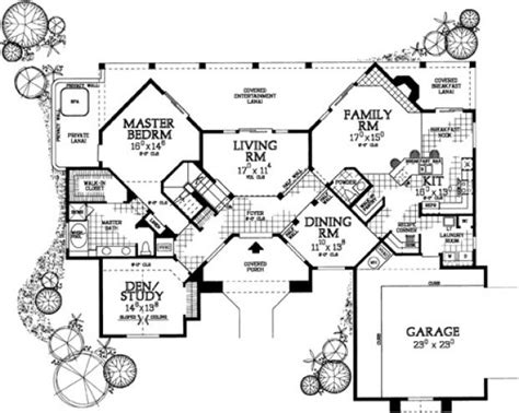 floor plans for entertaining house plans grand style for entertaining lifestyles