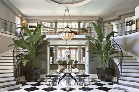 Kris Jenner Foyer by 10 Dazzling Deco Inspired Homes The Study