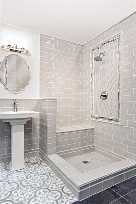 encaustic tile bathroom 1000 ideas about cement tiles bathroom on pinterest
