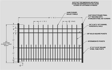 Home Plans Washington State by Wrought Iron Fence Design Details Cassidy Bros Forge Inc