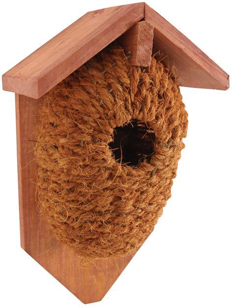 häuschen kaufen nestbeutel kokos zaunk 246 nig vogel und