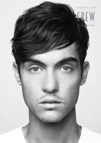 hairstyle for men with chiseled jaws it s man oh man monday thisisthebeautybar com by toni