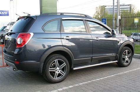 chevrolet captiva modified chevrolet captiva modified 28 images irmscher
