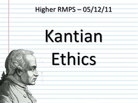 Kantian Ethics Essay by Kantian Ethics Essay Ethics Study Bsb Business Ethics Thinkswap Kant Ethics Essay