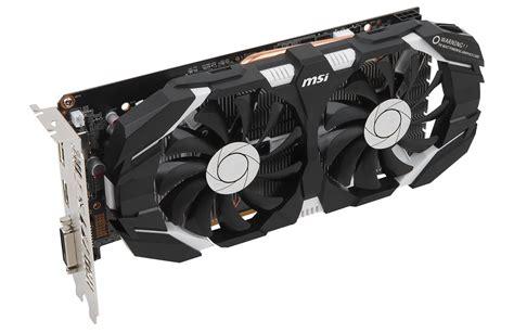 Manli Geforce Gtx1060 Gallardo 6gb Ddr5 msi geforce gtx 1060 6gtoc pictured videocardz