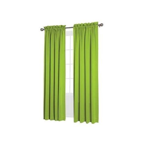 Green Window Curtains Best 25 Lime Green Curtains Ideas On Pinterest Living Room Ideas Using Green Green Office