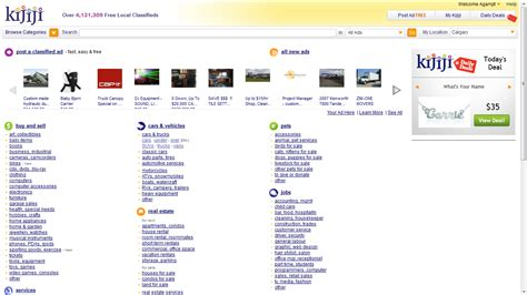 Kijiji Appartments by Kijiji Free Classifieds In Canada Find A Buy A Car