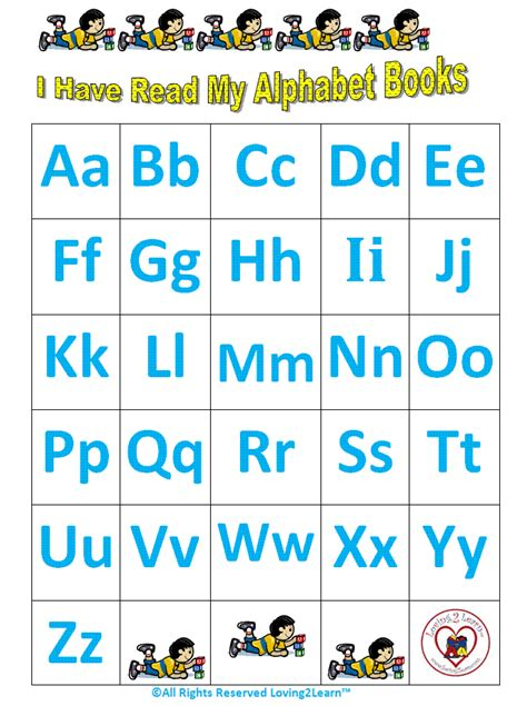 printable alphabet chart alphabet chart with pictures new calendar template site