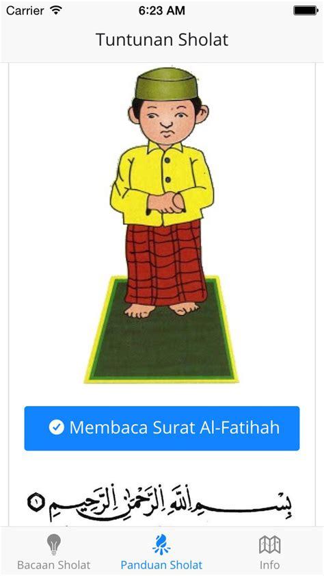 Tuntunan Lengkap Shalat Wajib Dan Sunah tuntunan sholat panduan sholat 5 waktu dan shalat sunnah lengkap ios apps 4649365