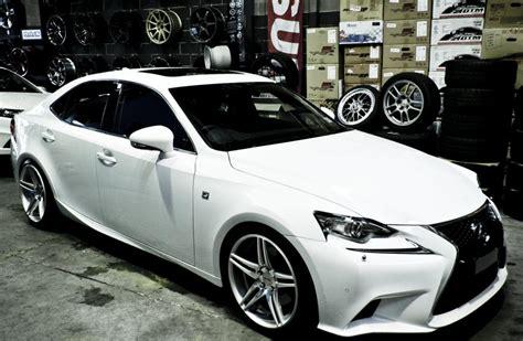 custom lexus is350 f sport is350 f sport with 19 quot concave concept wheels club lexus