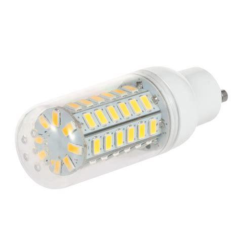 department 56 led light bulbs gu10 5w led corn l warm white light 700lm 3500k 56 smd