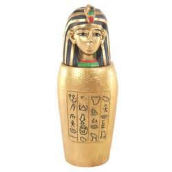 gold egyptian canopic jar 1995 puckator ltd